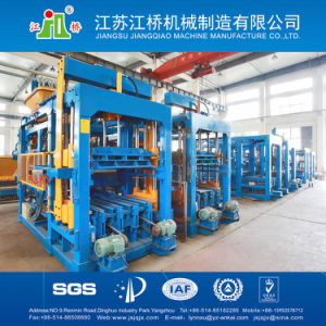 Fully Automatic Hydraulic Block Machine Productio Line Qt10-15 pictures & photos