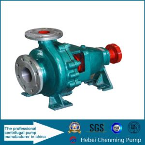 Ih Horrizontal Sea Water End Suction Types Industrial Pump