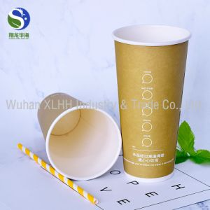 24oz 600ml Paper Coffee Cup Design Your Own