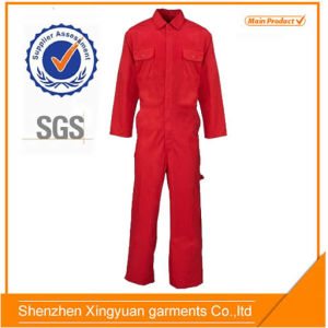 Top Quality Pure Cotton Flame-Retardant Coverall