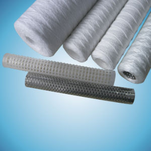 Yarn Wound Filter Cartridge for RO Water Treatment System pictures & photos