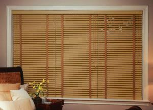 50mm Basswood Blinds with Ladder Tape pictures & photos
