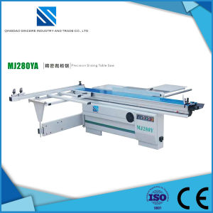 Woodworking Machinery Hot Sale Precision Sliding Table Saw