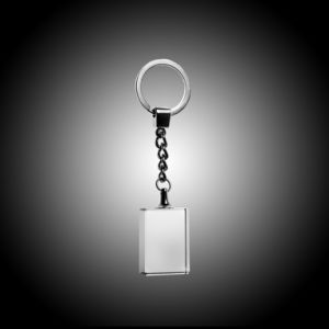 Rectangle Crystal Keychain (#965-C1243) pictures & photos