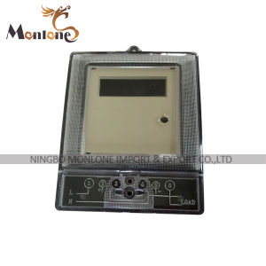 Terminal Block and Power Meter Plastic Enclosure Moulding Development pictures & photos