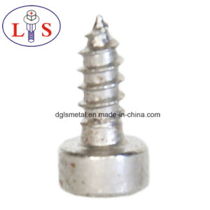 High Quality Carbon Steel Zinc Plated Cup Head Small Screw pictures & photos