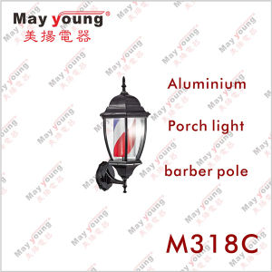 M318 Mini Wall Rotating Barber Pole Light pictures & photos