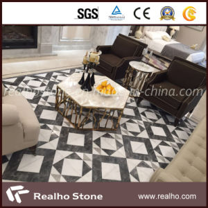 Stone Carpet Marble Mosaic Pattern for Floor