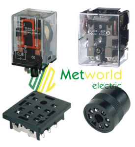 Good Quality New General Relay & Socket pictures & photos