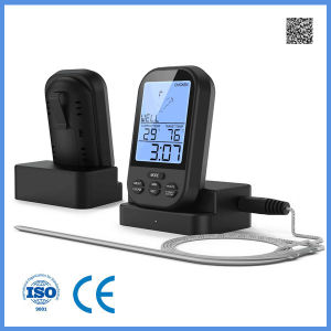 Digital Wireless Food Thermometer pictures & photos