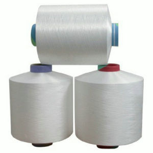 DTY 150d/144f SD Nim White Pes Polyester Yarn Drawn Textured Yarn