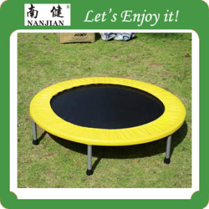 Mini Fitness Mini Trampoline with Hand pictures & photos