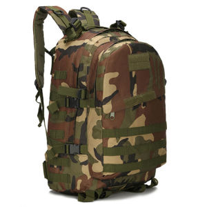 China Wholesale Airsoft Molle 3day Tactical Military Camo Backpack pictures & photos