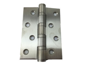 4 Inch 304 Stainless Steel Ball Bearing Door Hinge Aj-015 pictures & photos