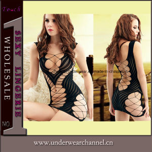 Wholesale Ladies Babydoll Sexy Lingerie Underwear for Woman (21940) pictures & photos