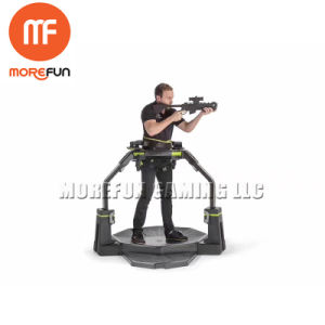 China Canton Fair Electric System 9d Platoon Game Machine HTC Vive Vr Glasses