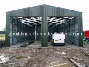 Good Quality Steel Building Warehouse pictures & photos