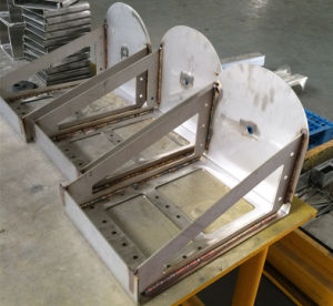 Stainless Steel Welded Sheet Metal Fabrication