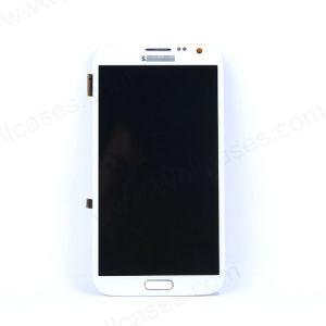 Mobile Phone LCD Screen for Samsung Galaxy Note 2 N7100