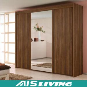 Large Storage Armoire Design With Mirror Sliding Door Wardrobe Ais W210