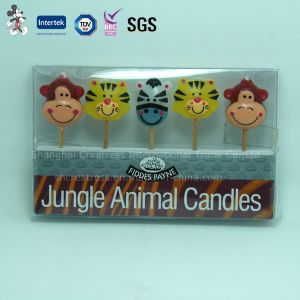 Manufacturing Animal Shaped Decoration Party Candle Supplier pictures & photos