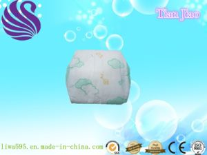 Economic Baby Diapers with Soft Breathable pictures & photos