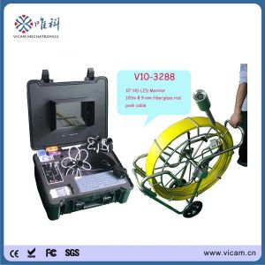 Waterproof Sewer Pipe Inspection System with DVR pictures & photos