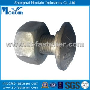 Carbon Steel H. D. G Track Bolt