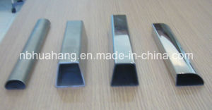 Special Shape Stainless Steel Pipes