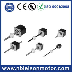 Threaded Rod Non-Captive NEMA 17 Stepper Motor for 3D Printer pictures & photos