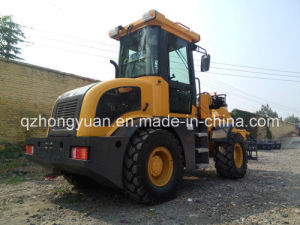 Ce Approved 1600kg Mini Wheel Loader Zl16f pictures & photos