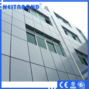 PVDF Exterior Aluminum Composite Panel ACP Sheet Decorative Wall Cladding pictures & photos