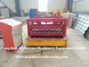Glazed Roof Panel Roll Forming Line Machine