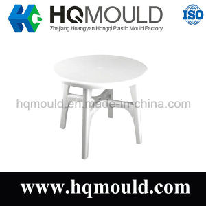 High Precision Plastic Injection Outdoor Table pictures & photos
