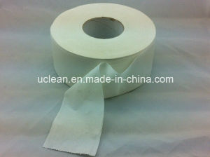 Jumbo Roll Toilet Tissue Paper 1 Ply 500meters pictures & photos
