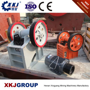PE 250*400 Jaw Crusher with ISO9000 Ce Certificate