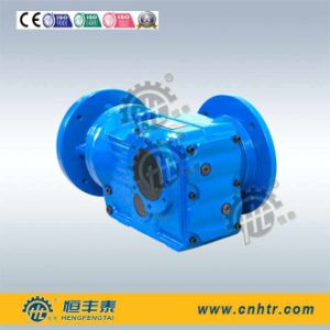Right Angle Helical/Bevel Kaf67 Flange Reducer for Stone Crusher Line