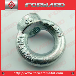 High Tensile Steel DIN582 Eye Nut pictures & photos