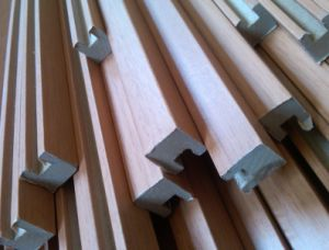 PVC Coated MDF Cornice Moulding