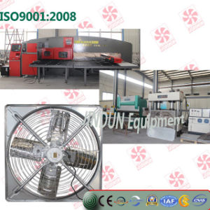 High Quailty Axial Flow Type Hanging Type Exhaust Cooling Fan for Dairyhouse