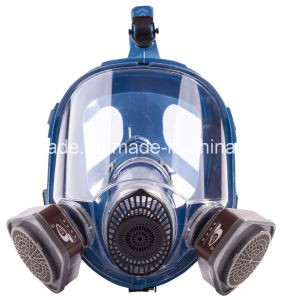 Full Face Poisonous Gas Mask