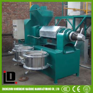 China Henan Screw Oil Press Machine Manufacture Factory pictures & photos