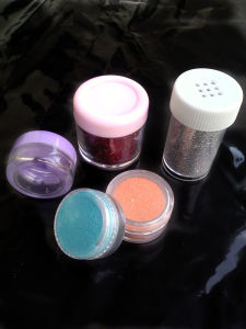 Glitter Small Bottle Packing pictures & photos