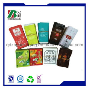 High Quality Food Grade Vacuum Plastic Bag for Tea pictures & photos
