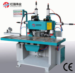 Woodworking Machine /Double Head Door Lock Mortising Machine