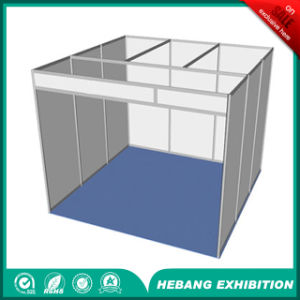 Booth Standard for Exhibition/Standard Shell Booth/Aluminum Display Stand pictures & photos