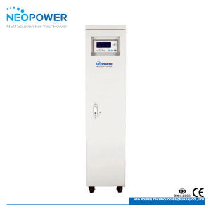 30kVA 3 Phase Emerson Network Power IP54 Outdoor Voltage Stabilizer for Telecoms