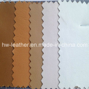 Hot Sell Garment Leather (HW-1286) pictures & photos