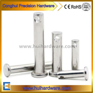 Stainless Steel 304 Flat Head Clevis Pins M6 M8 M10 pictures & photos