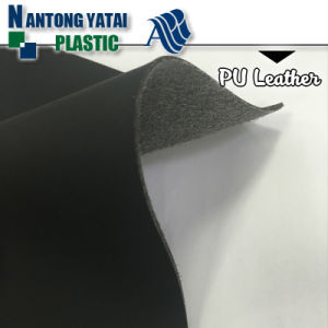 Wholesale Fancy Quality PU Faux Leather for Shoes Lining